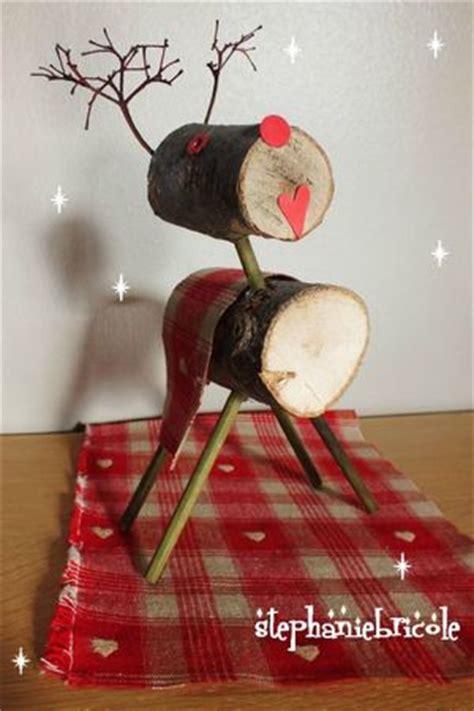 tuto diy faire un renne en bois pour d 233 corer la table de no 235 l ou le sapin st 233 phanie bricole