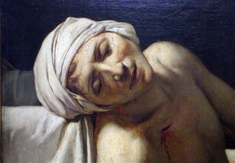La Morte In by File Jacques Louis David La Morte Di Marat 1793 03 Jpg