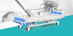 A3w Three Crank Manual Hospital Bed