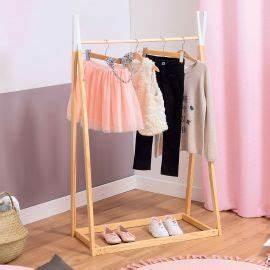 Portant Vetement Blanc : tipi pour enfant gris 120x160x120cm ~ Teatrodelosmanantiales.com Idées de Décoration