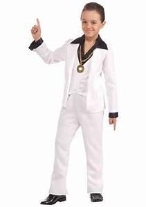 Child 70s Disco Fever Costume