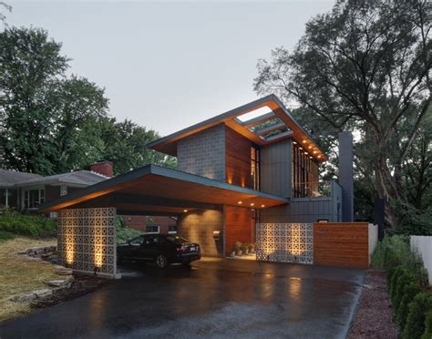 home design brand warm elegance defining the brand new midvale courtyard house in wisconsin freshome com
