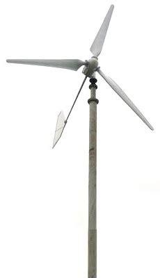 Особенности производства ветрогенератора с вертикальной осью вращения