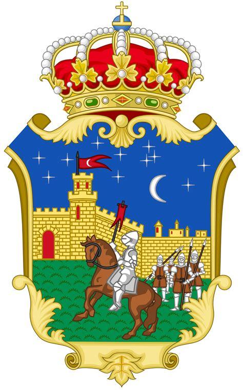 foto de Escudo de Guadalajara (España) Wikipedia la