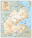 Djibouti Maps - Perry-Castañeda Map Collection - UT ...