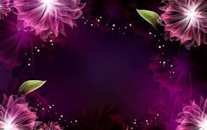Purple, Flower, Backgrounds, U00b7, U2460, Wallpapertag