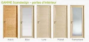 Porte En Bois Intérieur : porte interieur design ~ Dailycaller-alerts.com Idées de Décoration