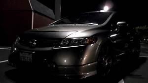2008 Honda Civic Si Sedan With Oem Hfp Honda Factory
