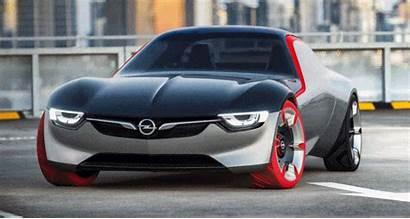 Opel Gt Concept Turbo Under Mojo Cars