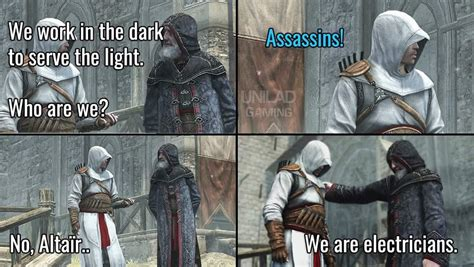 Funny Assassins Creed Memes - another assassins creed meme for ya faces rebrn com