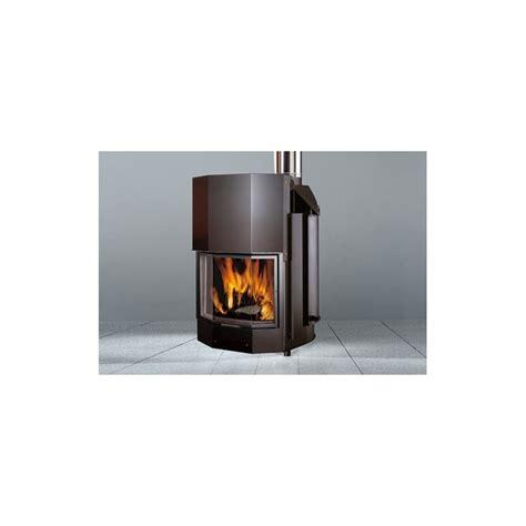 termocamino vaso chiuso acquatondo prismatico elettrofire