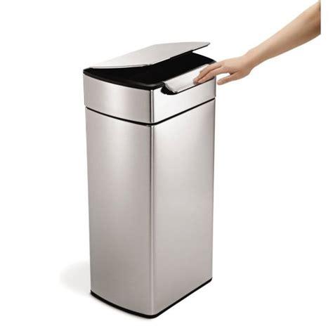 poubelle cuisine etroite poubelle pour cuisine integree poubelle de cuisine 36 l
