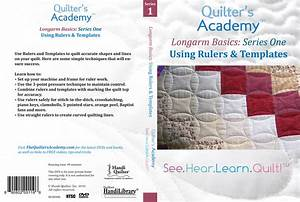 handi quilter longarm basics using rulers templates dvd With long arm quilting templates rulers