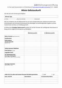 Energieausweis Online Kostenlos : mieterselbstauskunft formular zum kostenlosen download ~ Lizthompson.info Haus und Dekorationen