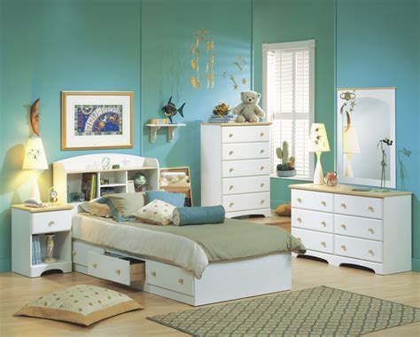 Childrens White Bedroom Furniture  Pine Bedroom Furniture