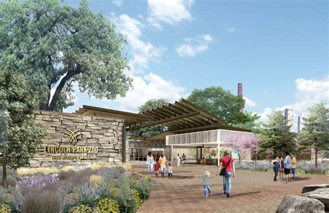 Lincoln Park Zoo's New Visitor Center