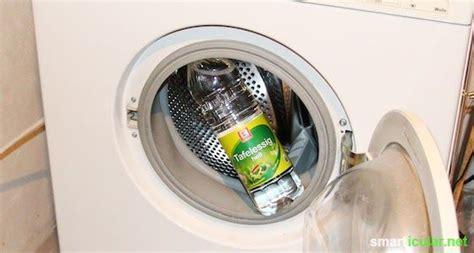 Essig In Die Waschmaschine