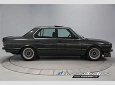 PreOwned E28 M5 for sale for sale at Enthusiast Auto