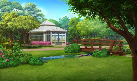 Anime Background Background Check All Anime Garden Background 5 187 Background Check All