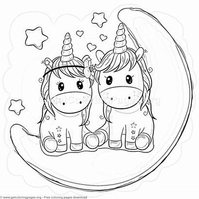 Unicorn Coloring Pages Cartoon Super Adult Getcoloringpages