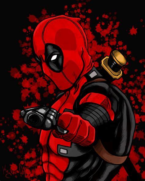 Deadpool By Ittarius On Deviantart
