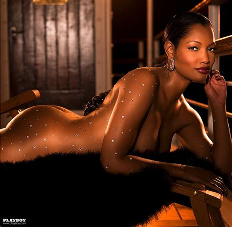 Garcelle Beauvais Naked Playboy Photo Shooting Scandal Planet
