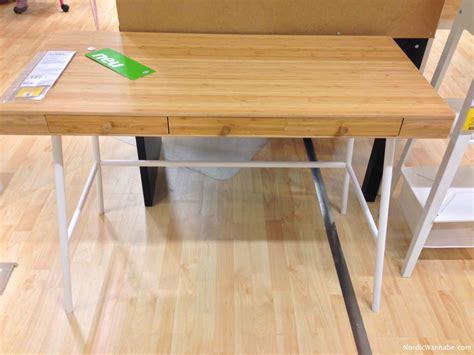 Ein Neuer Ikea Schreibtisch
