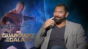 Guardians of the Galaxy Interview: Dave Bautista Talks ...