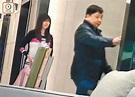 張秀文王晶酒店密會兩粒鐘 - 東方日報