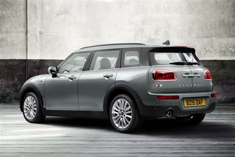 Mini Cooper Clubman Picture by 2016 Mini Cooper Clubman Grows Up Into More Maxi Wagon