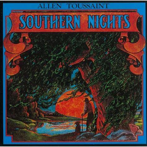 allen toussaint southern nights vinyl lp album discogs