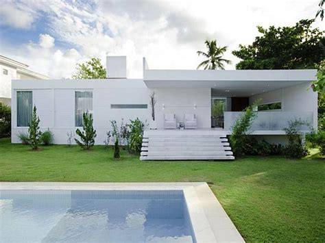 New Modern Contemporary Small House Plans — Modern House