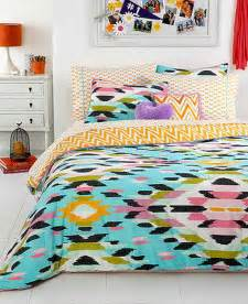 Teen Vogue Bedding Mojave Blue Comforter Sets