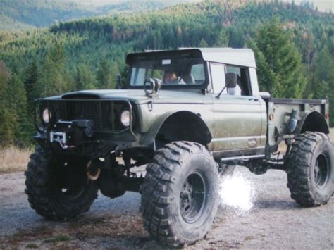 custom kaiser jeep custom jeep kaiser m715 bing images