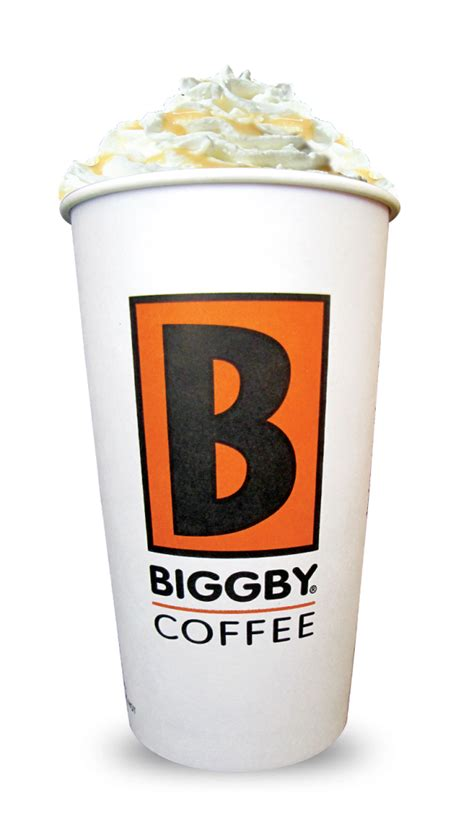 BIGGBY® COFFEE Latte Specials- Full Menu for all of BIGGBY ...