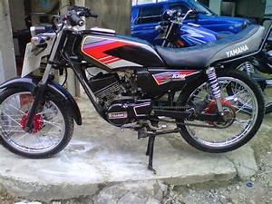 Mobil Motor Classic  Yamaha Rx King 1989