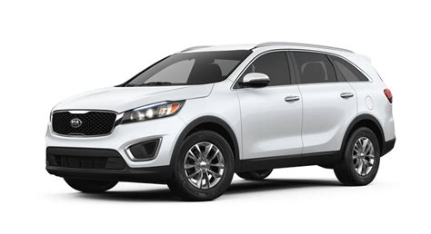 kia sorento exterior color options
