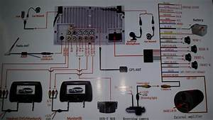 Tl  2011 Tl Base Wiring Advice On Double Din Upgrade - Acurazine