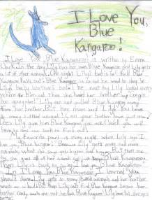 Third Grade Book Report Examples