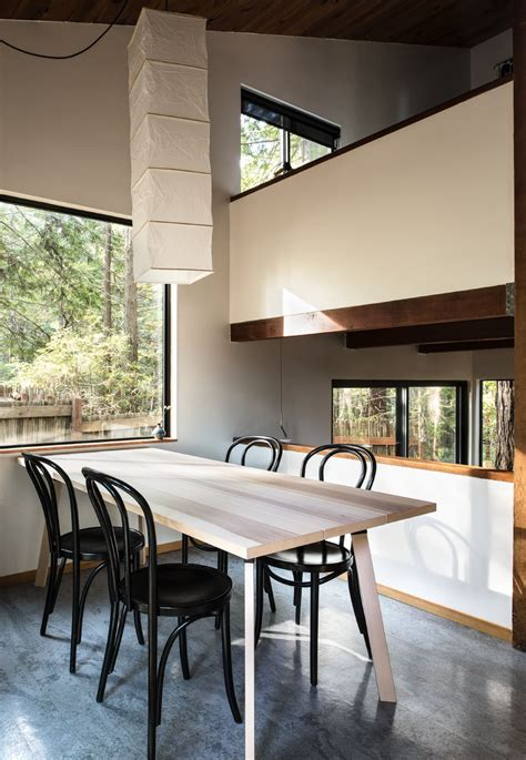 a tiny 1960s cabin at sea ranch restored and revived