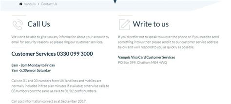 Barclays credit card helpline number. Vanquis Bank - Customer Service and Contact Number: 0330 099 3000