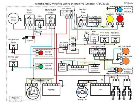 honda xrm 125 wiring diagram pdf wiring diagram