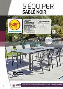 Table De Jardin Super U : awesome salon de jardin pvc super u images awesome ~ Dailycaller-alerts.com Idées de Décoration