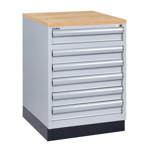 caisson meuble de cuisine armoire atelier 6 tiroirs thisga