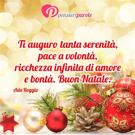Le Di Natale Testo by Frasi Natale Santantonioposta