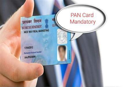 Pan Card Made Mandatory For All Types Of Bank Accounts