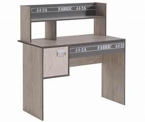 Schreibtisch Mit Aufsatz : schreibtisch mit aufsatz fabric 8 sb m bel discount ~ Orissabook.com Haus und Dekorationen