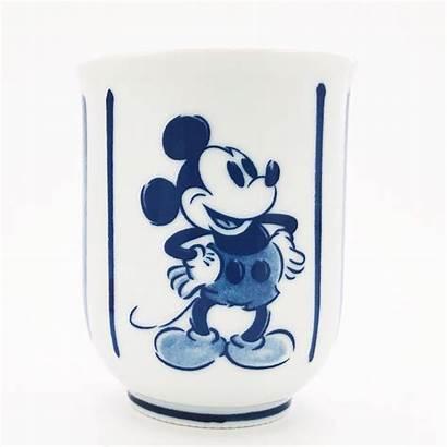 Cups Mickey Mouse Ceramics Disneyland Tokyo Rover