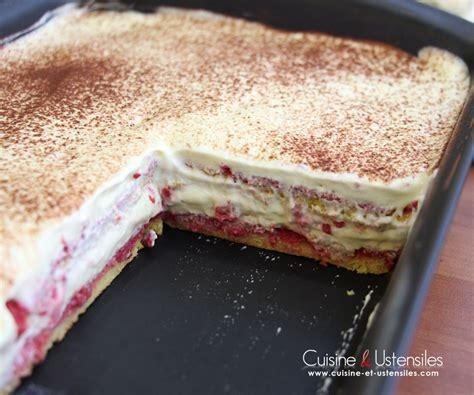tapis pour cuisine original recette tiramisu framboise le de cuisine et