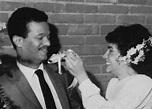 Hija de Leonel publica foto de boda de sus padres con la ...